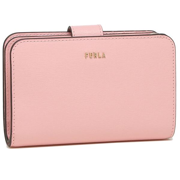 FURLA 折財布 レディース フルラ 1057133 PCX9 B30 05A ピンク