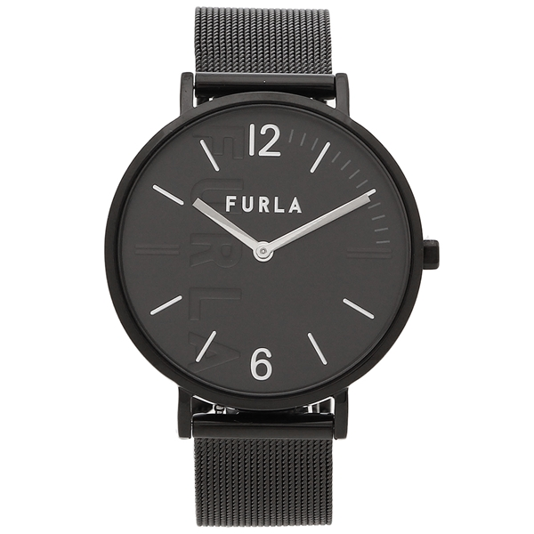 FURLA 腕時計 レディース メンズ フルラ 1039702 R4253129504 ブラック