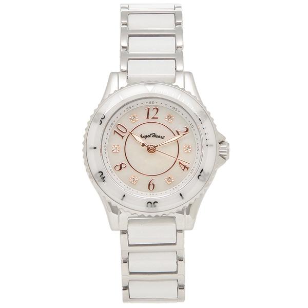 ANGEL HEART 腕時計 レディース エンジェルハート WLS29SS 29MM ホワイト