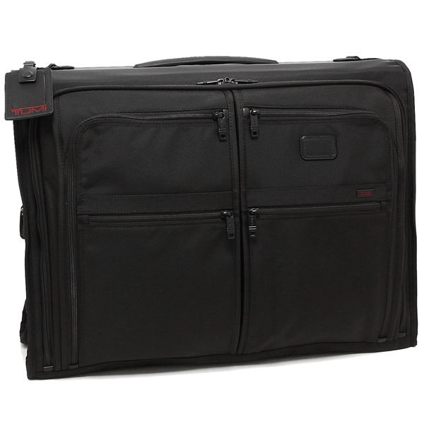 TUMI ガーメントバッグ ビジネスバッグ メンズ トゥミ 22138 D2 ブラック A4対応