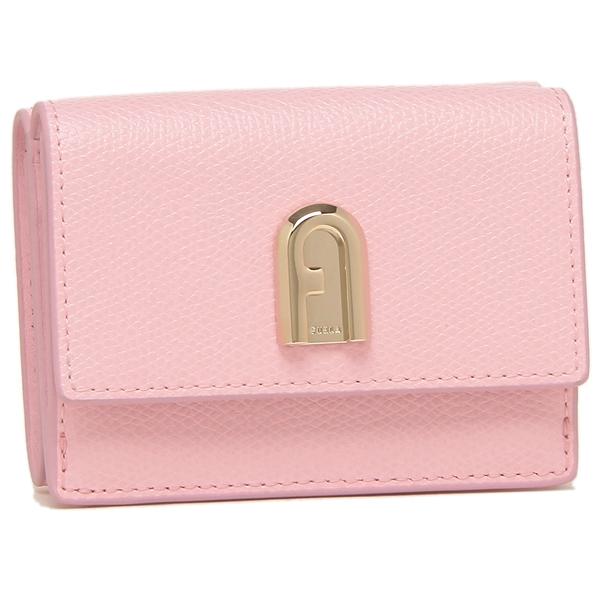 FURLA 折財布 レディース フルラ 1056469 PCW5 ARE 05A ピンク