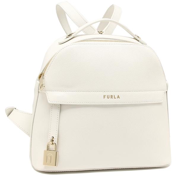 FURLA リュックサック レディース フルラ 1065255 BAHY ARE 01B ホワイト