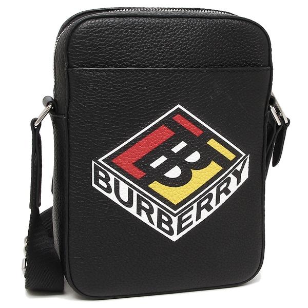BURBERRY ショルダーバッグ メンズ バーバリー 8022318 A1189 ブラック
