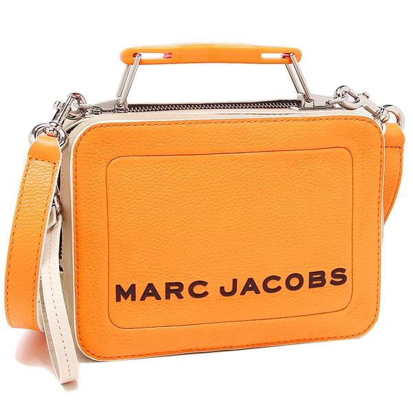MARC JACOBS ハンドバッグ ショルダーバッグ レディース マークジェイコブス M0015799 801 オレンジマルチ