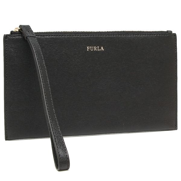 FURLA ポーチ アウトレット レディース フルラ 968609 EQ78 B30 O60 ブラック