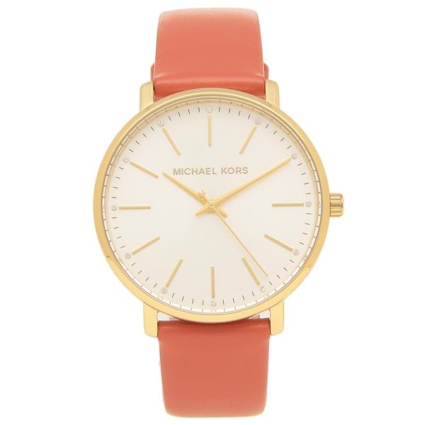 MICHAEL KORS 腕時計 レディース マイケルコース MK2892 オレンジ