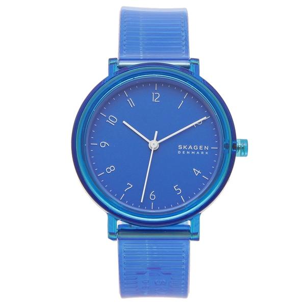 SKAGEN 腕時計 レディース メンズ スカーゲン SKW2855 36MM ブルー