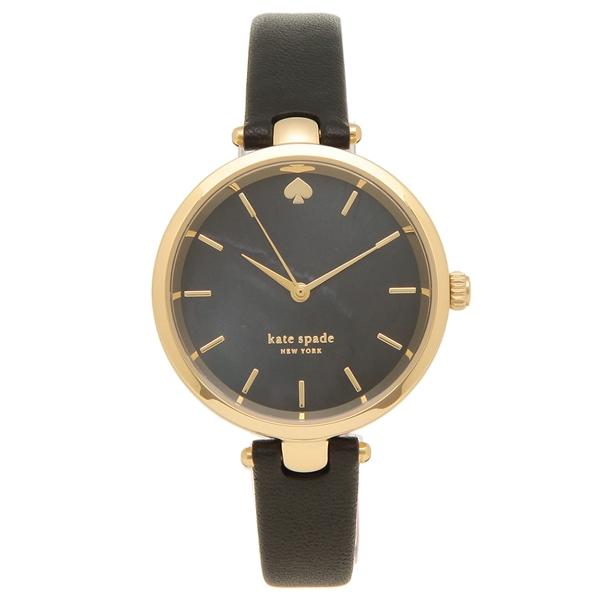 KATE SPADE 腕時計 レディース ケイトスペード KSW1584 34MM ブラック ピンク