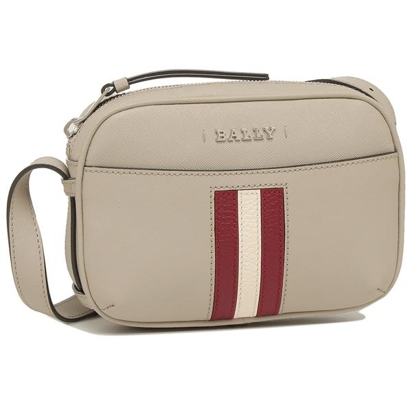 BALLY ショルダーバッグ レディース バリー 6232549 ベージュ