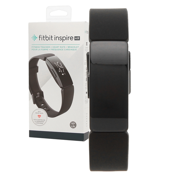 Fitbit 腕時計 スマートウォッチ レディース メンズ フィットビット FB413BKBK ブラック