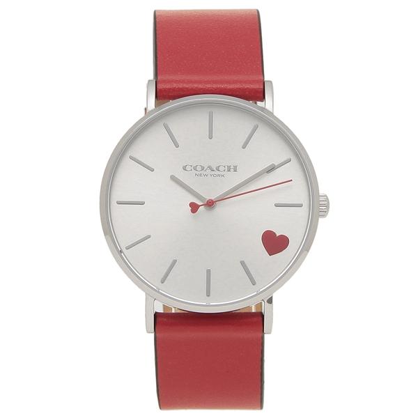 COACH 腕時計 レディース コーチ 14503515 36MM レッド