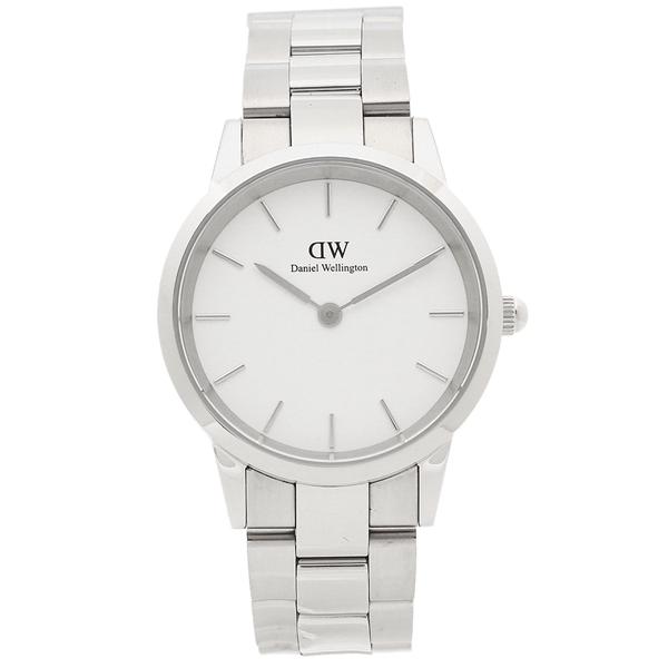 Daniel Wellington 腕時計 レディース メンズ ダニエルウェリントン DW00600203 シルバー