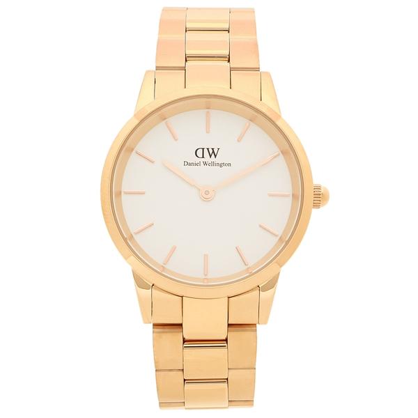 Daniel Wellington 腕時計 レディース メンズ ダニエルウェリントン DW00600209 ローズゴールド