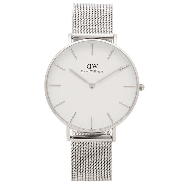 Daniel Wellington 腕時計 レディース メンズ ダニエルウェリントン DW00600306 シルバー