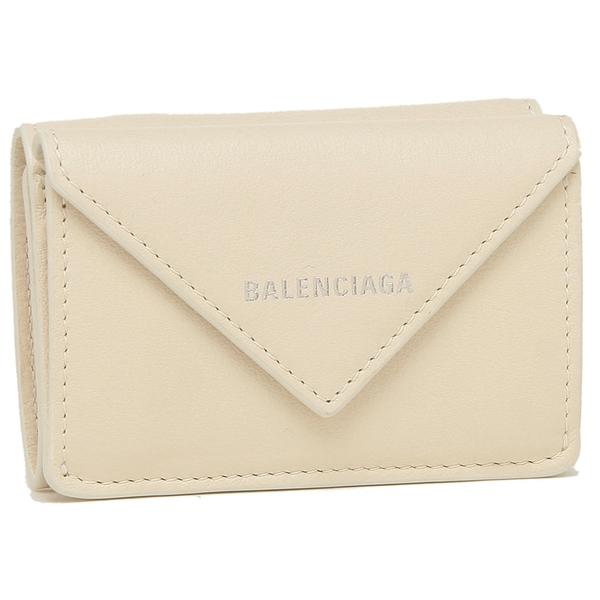 BALENCIAGA 折財布 メンズ レディース バレンシアガ 391446 DLQ0N 9305 ホワイト