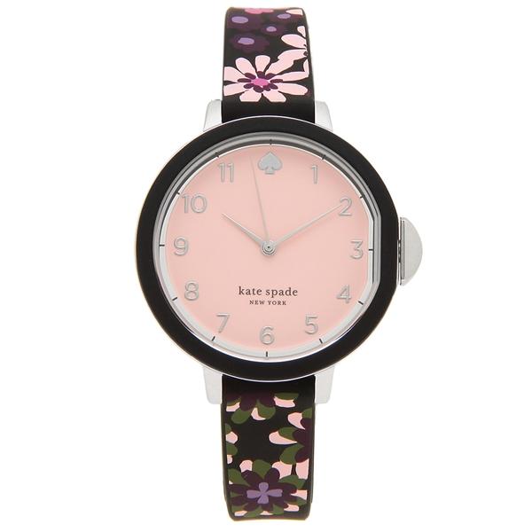 KATE SPADE 腕時計 レディース ケイトスペード KSW1614 34MM ブラック マルチ