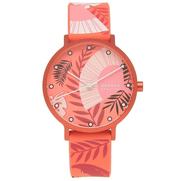SKAGEN 腕時計 レディース スカーゲン SKW2859 36MM ピンク マルチ