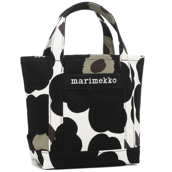 MARIMEKKO ハンドバッグ トートバッグ レディース マリメッコ 048294 030 ブラック
