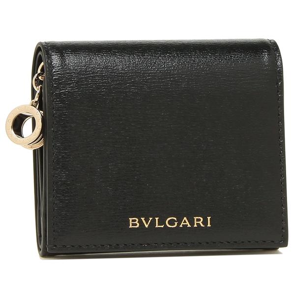 BVLGARI 折り財布 レディース ビーゼロワン ブルガリ 288240