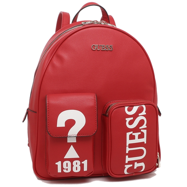 GUESS リュック メンズ レディース ゲス VQ775133 RED レッド