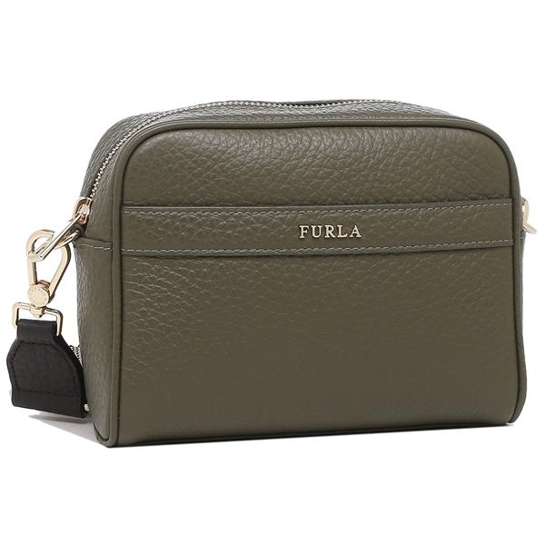 FURLA ショルダーバッグ アウトレット レディース アヴリル カメラバッグ CHD000 期間限定で特別価格 大規模セール フルラ グリーン BAPXAVR 0MU00