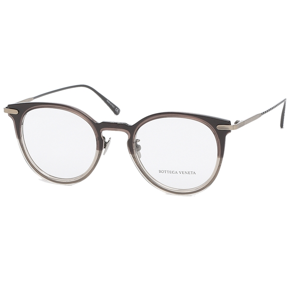 BOTTEGA VENETA 眼鏡フレーム アイウェア メンズ レディース 49サイズ ブラウン ボッテガヴェネタ BV0211O 002 ボストン