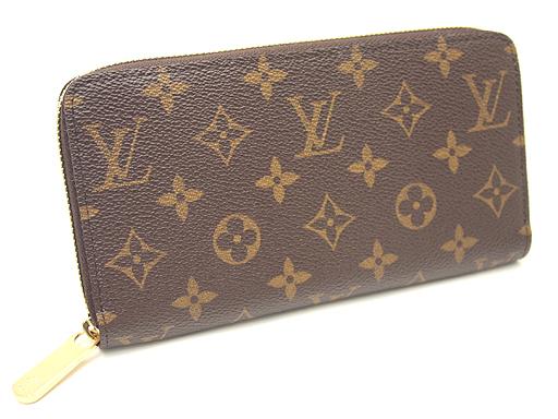 루이비통 지갑 LOUIS VUITTON 비통장 지갑 M60017 모노그람집피워렛트라운드파스나장 지갑