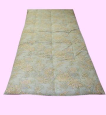 羊毛混 固綿入り 敷き布団(ロングサイズ)100x220cm