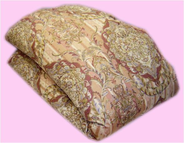 ロングサイズ羽毛布団 ダブル 190x230cm ニューゴールドラベル