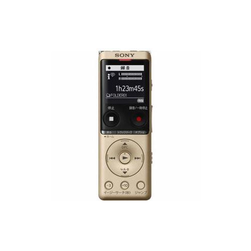 【··で··最大44倍】SONY ステレオICレコーダー ICD-UX570FNC
