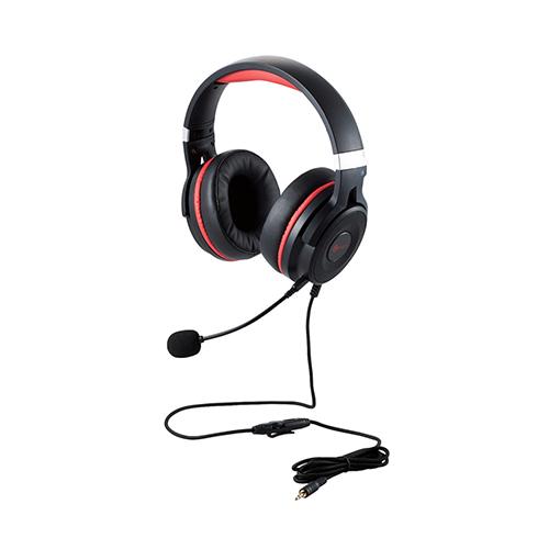 エレコム クーポン配布中 誕生日/お祝い ゲーミングヘッドセット HS-G60 高品質 オーバーヘッド ブラック HS-G60BK