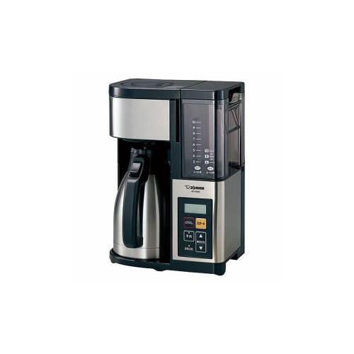 「珈琲通」 ステンレスブラック 象印 EC-YS100-XB コーヒーメーカー