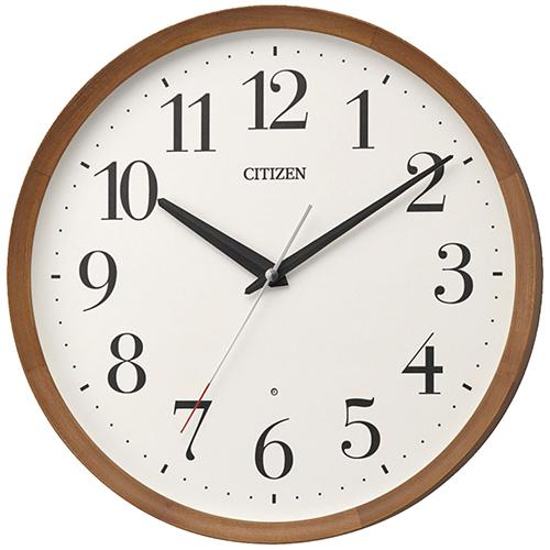 電波掛時計 シチズン 4036-033