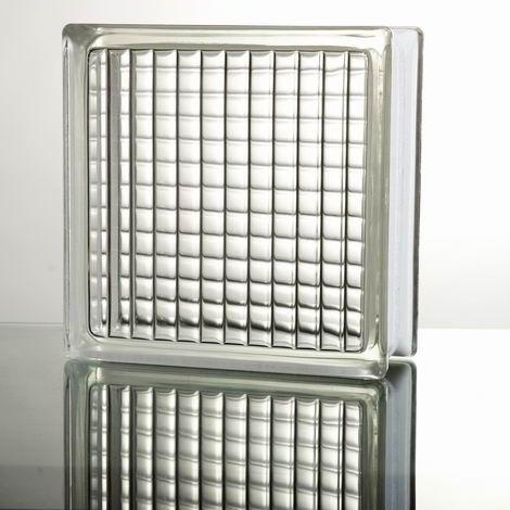 ラッピング無料 世界一売れるガラスブロック 送料無料 ガラスブロックガラス 出群 国際基準サイズ 厚み80mm