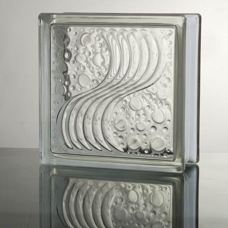 世界一売れるガラスブロック 即納 専門店 送料無料 ガラスブロックガラス 厚み80mm 国際基準サイズ