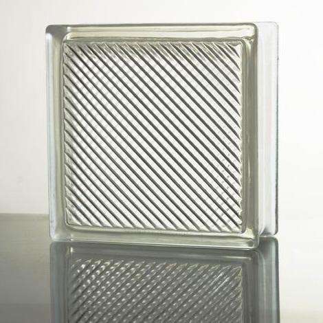 予約 世界一売れるガラスブロック 送料無料 ガラスブロックガラス 厚み80mm 国際基準サイズ 中古
