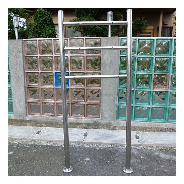【送料無料】郵便ポスト 郵便受け 錆びにくい メールボックスシルバー色 ステンレスポスト スタンドタイプ(silver)