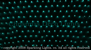 【送料無料】LEDイルミネーション、ネット(網状)、常点、プロ仕様(V3)、180球、ライトピンク