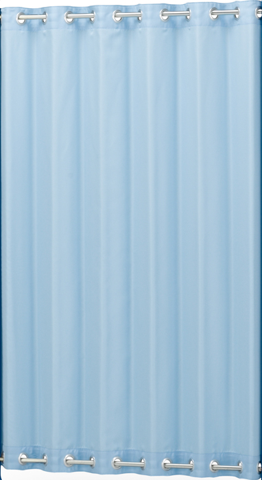 【送料無料】形状記憶カーテンHeartWavaScreenカーテンのみ(AMW-631用カーテンカラー無地5色対応)防炎制菌仕様 本体サイズW900×D400×H1790専用