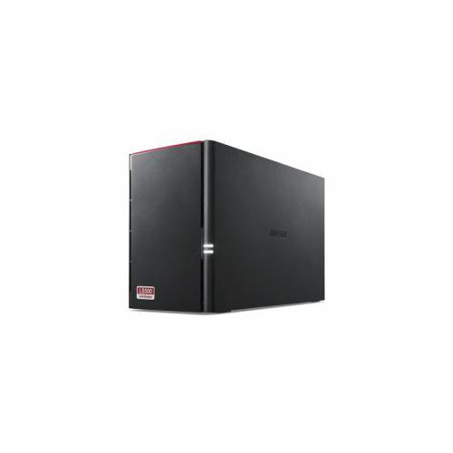 BUFFALO バッファロー LS520DN0602B リンクステーション for SOHO ネットワーク対応HDD 3年保証モデル LS510DNBシリーズ 6TB LS520DN0602B