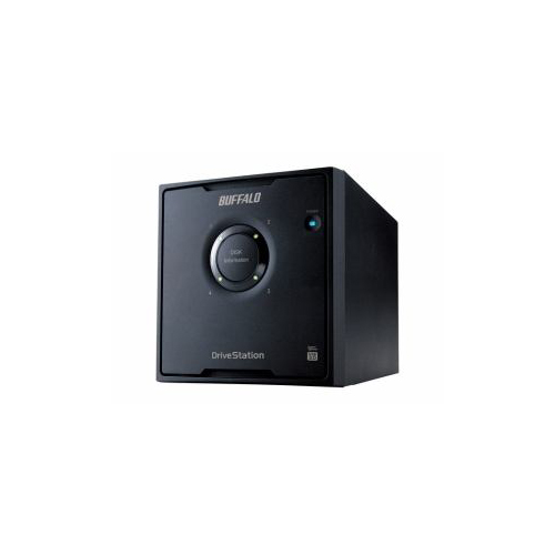BUFFALO バッファロー 外付けHDD DriveStation HD-QL4TU3/R5J HDQL4TU3R5J