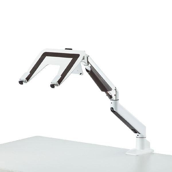 ノートパソコン用水平垂直多関節アーム