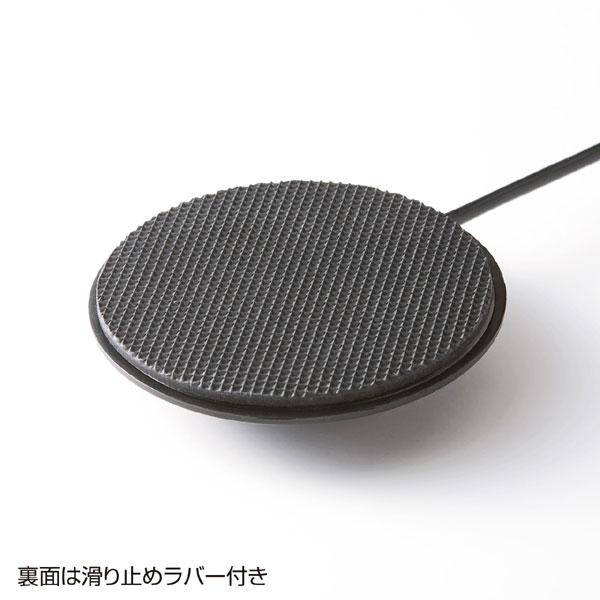 サンワサプライMM-MC23フラット型PCマイク