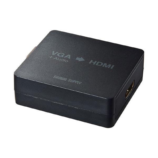 VGA信号HDMI変換コンバーター