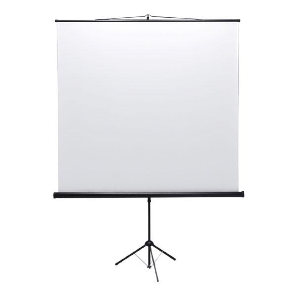サンワサプライ プロジェクタースクリーン(三脚式) PRS-S90
