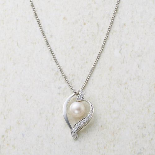 本真珠デザインペンダント K90813220