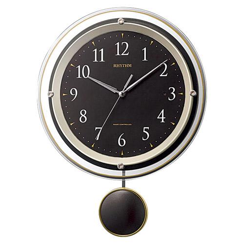 電波掛時計 ソフレール