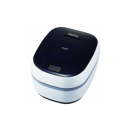 【マラソンでポイント最大43倍】タイガー JPG-X100-WF 土鍋圧力IHジャー炊飯器 「GRAND X THE炊きたて」 5.5合炊き フロストホワイト