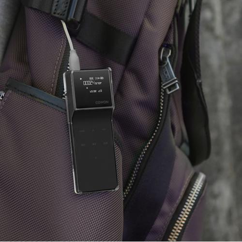 COWON MP3 プレーヤー ホワイト 8GB E3-8G-WH
