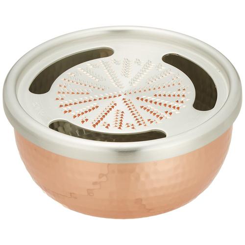 純銅おろし器4寸